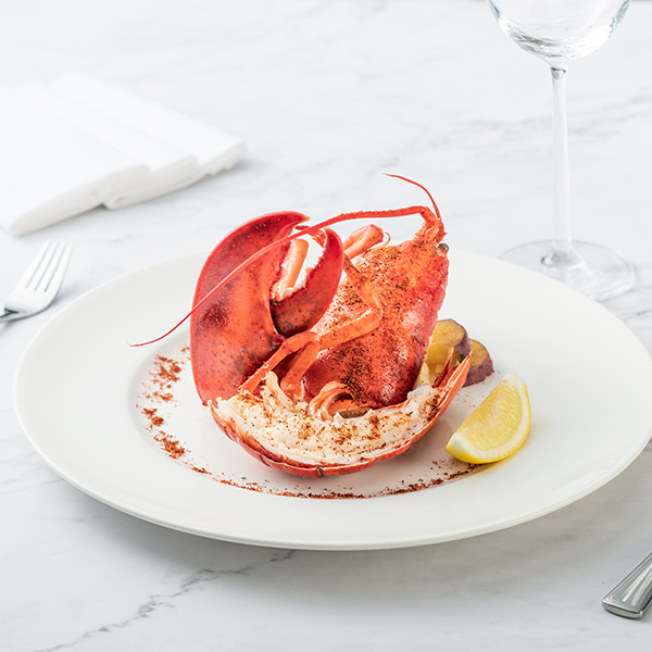 Sautéed Boston Lobster Linguini